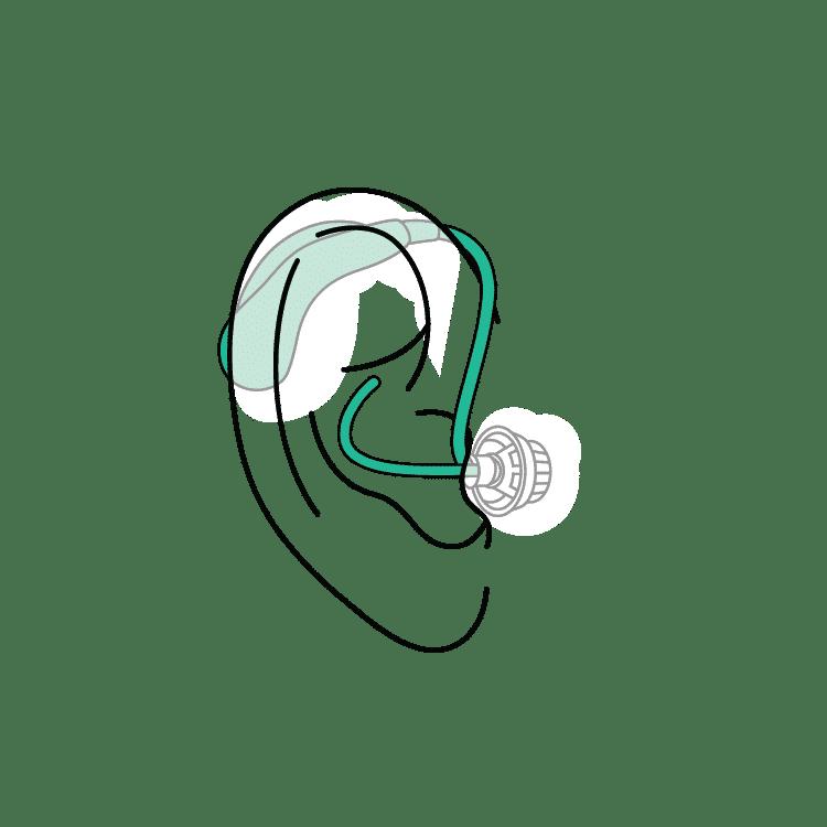 BTE hearing aids los angeles ca